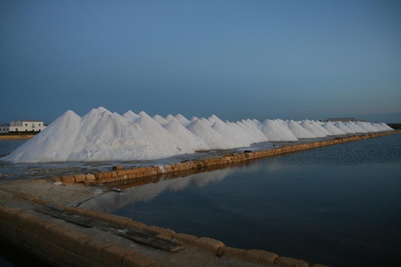 Montagne...di sale