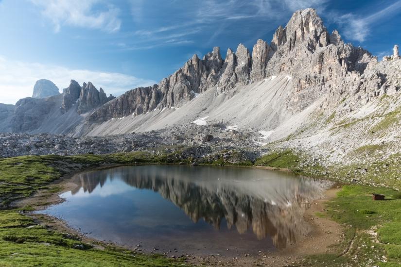 Monte Paterno - Dolomiti