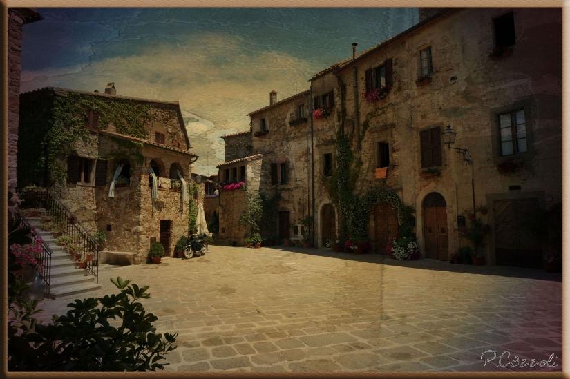 MONTEMERANO - Borgo