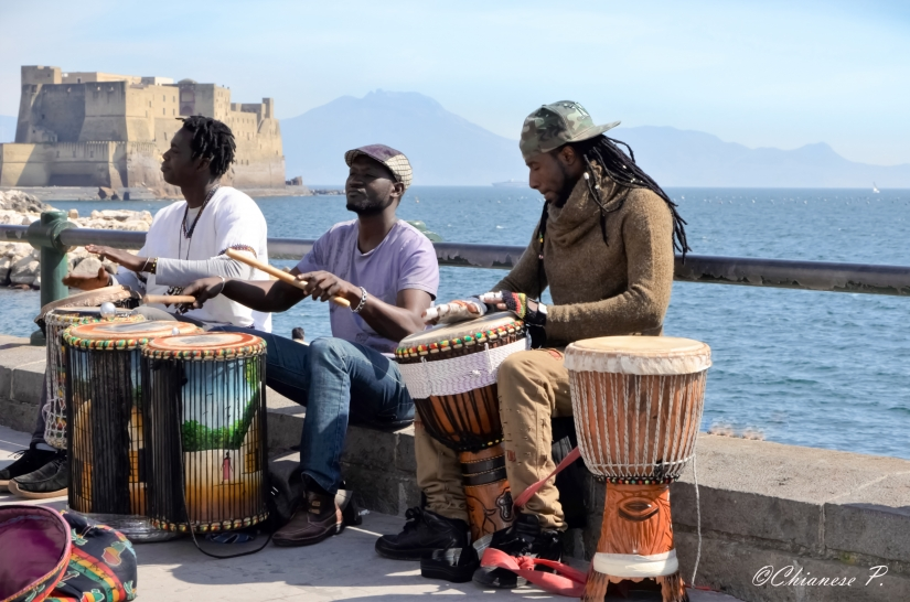 Napoli africana