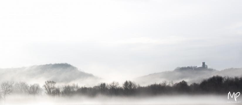Nebbia in Friuli