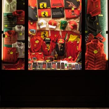 Negozio Ferrari, Piazza San Marco, Venezia