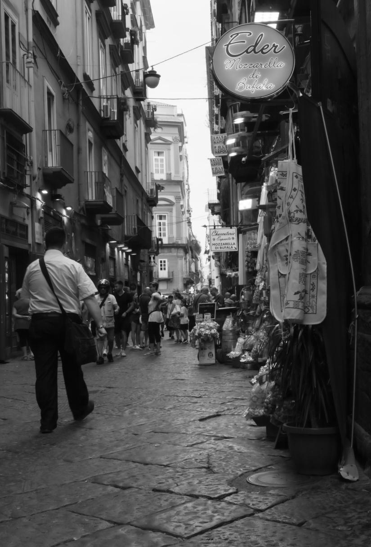 Nelle Strade di Napoli