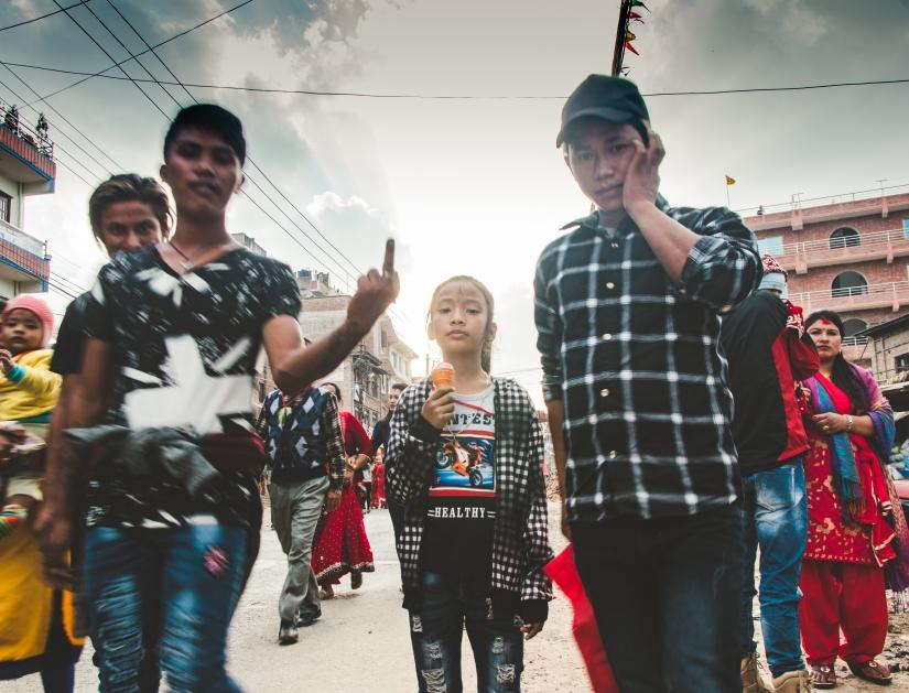 Nepal boyz gang