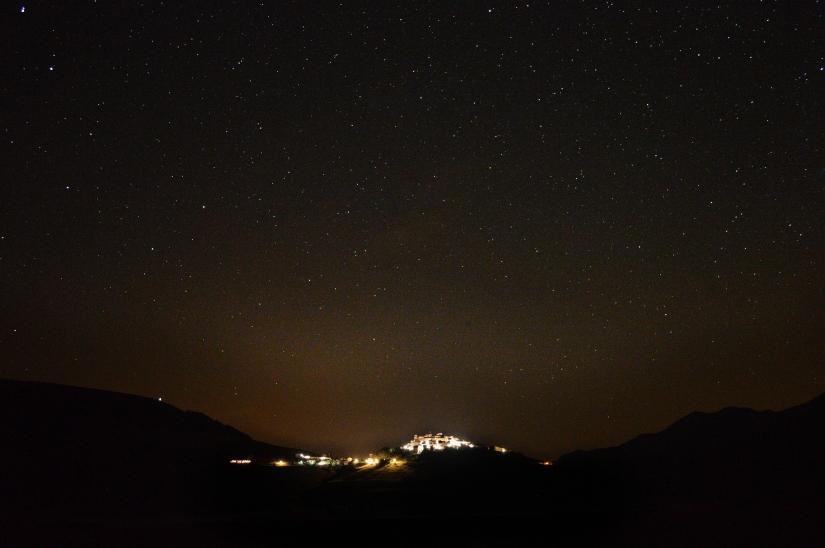 Night in Castelluccio