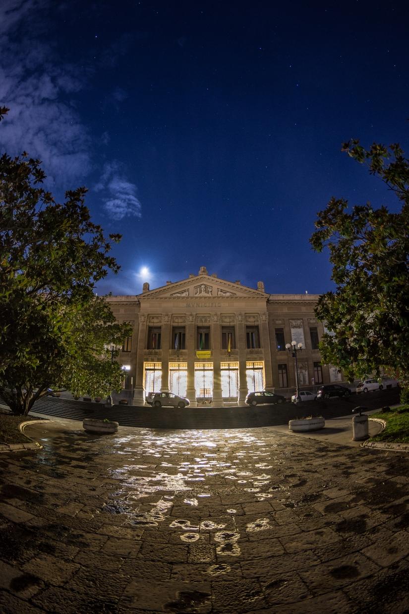 Night in Municipio_