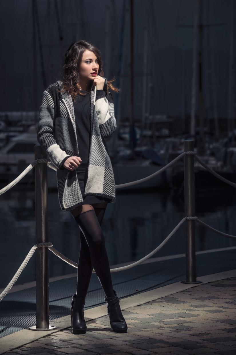 Noir on the sea