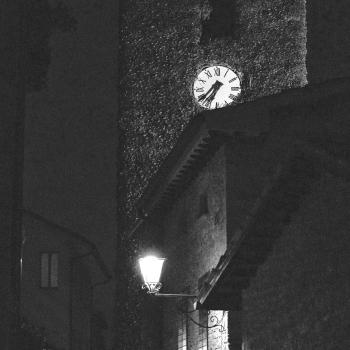 Notte al borgo
