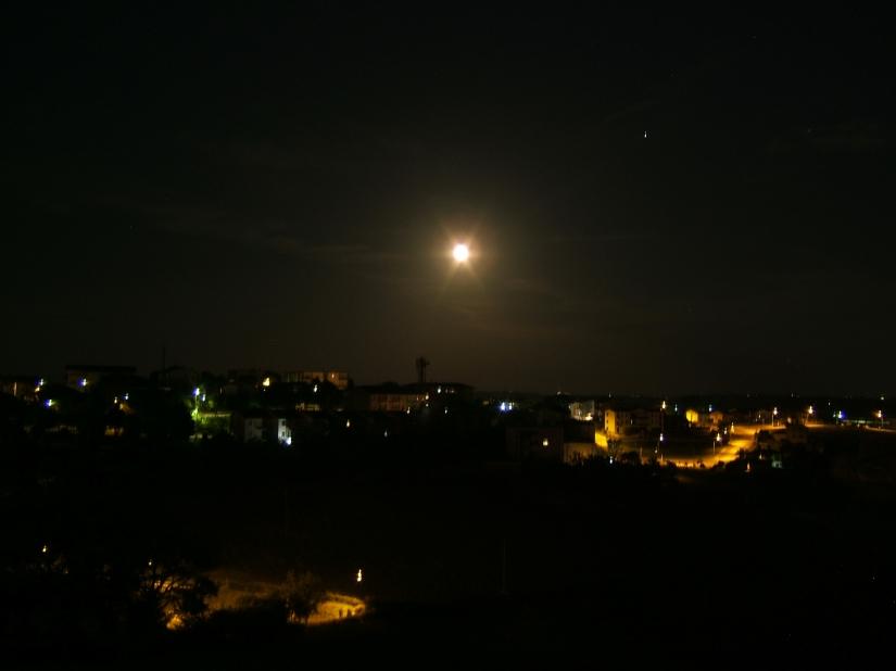 Notturno di silenzio