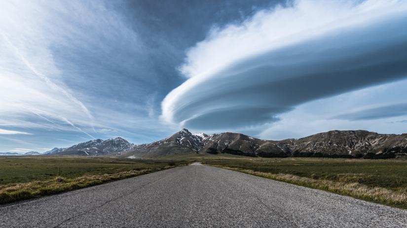 Nubi Lenticolari