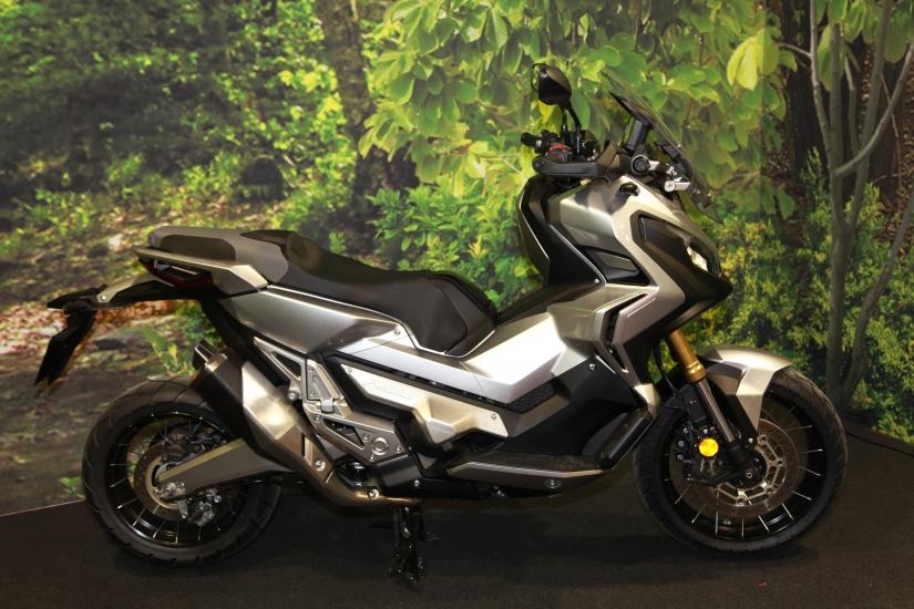 Nuovo scooter Honda