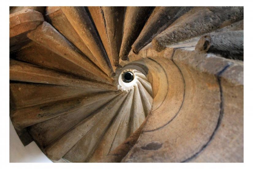 Occhi o scale?