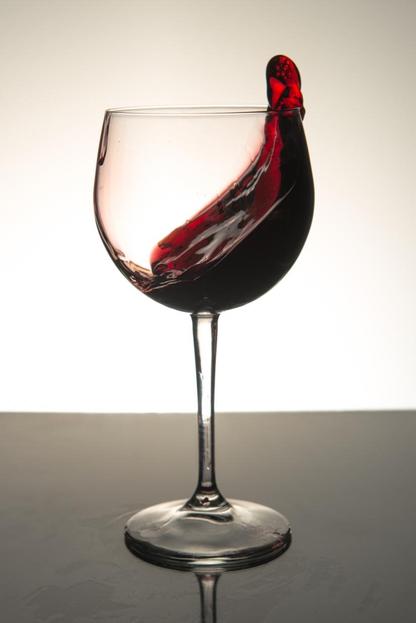 Ossigenazione del vino
