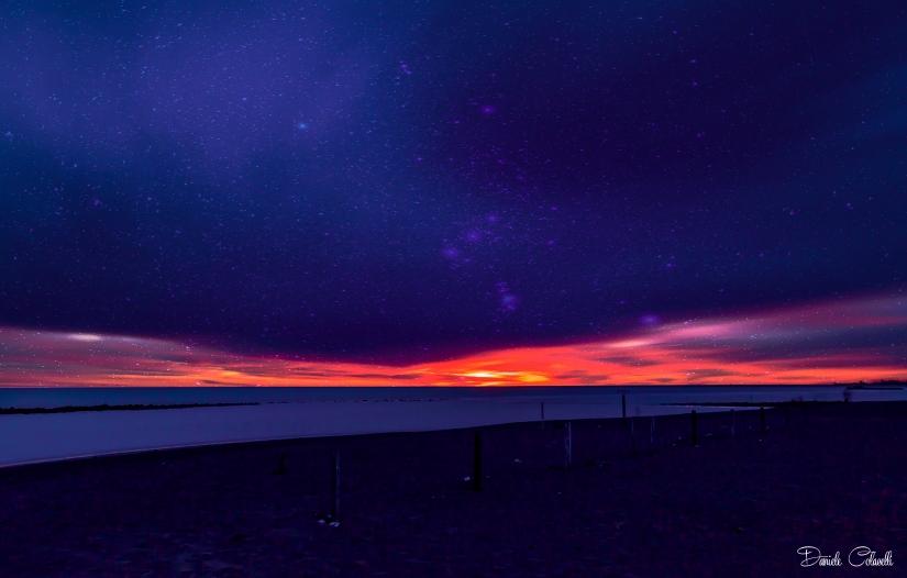 Ostia Beach stellato