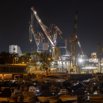 Paesaggio -Mestre e Marghera le tradizioni industriali e la nuova urbanistica 1