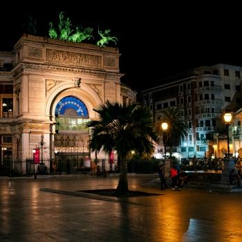Palermo: Teatro Politeama