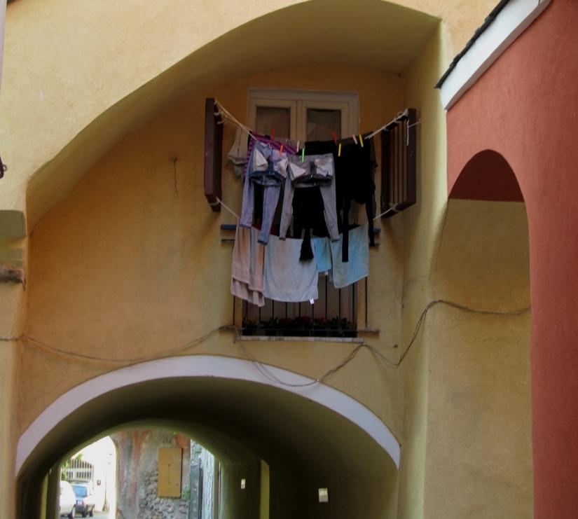 Panni ad asciugare
