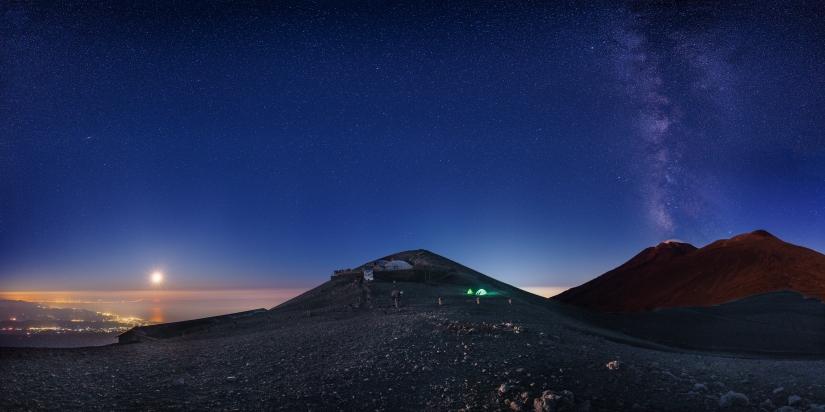 Pano Etna 2900 metri