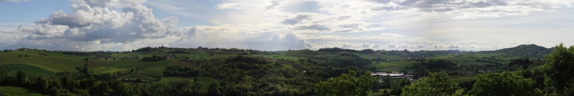 Panorama astigiano