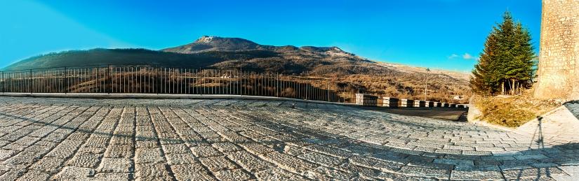 Panorama di Vastogirardi (Is)