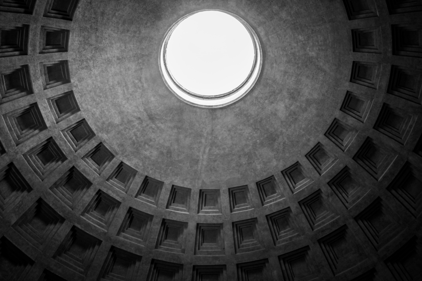 Pantheon top