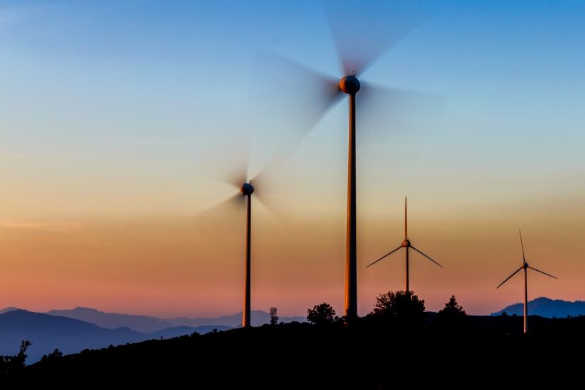 Parco eolico dei Casoni di Romagna