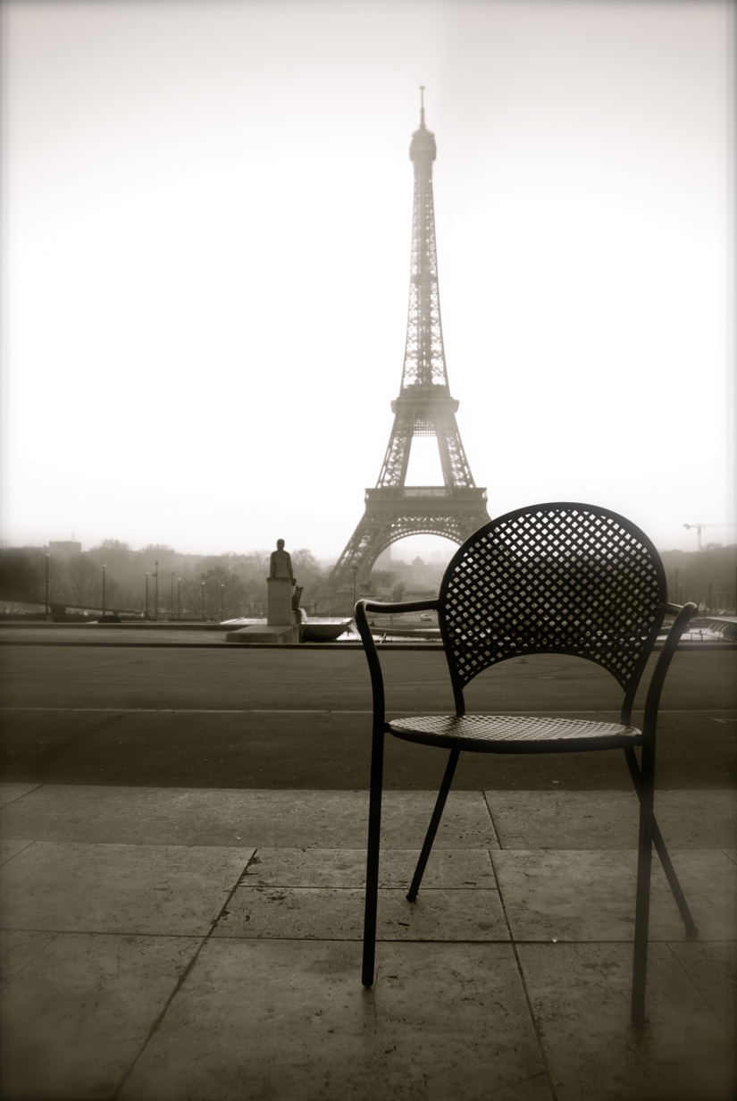 Parigi-Torre Eiffel