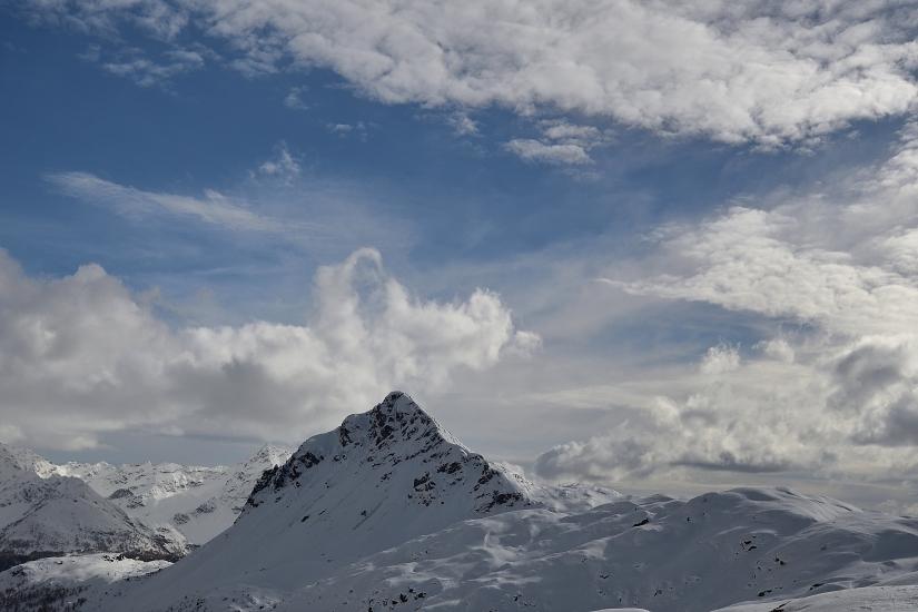 Passo Bernina  ( Alta Engadina Svizzera)