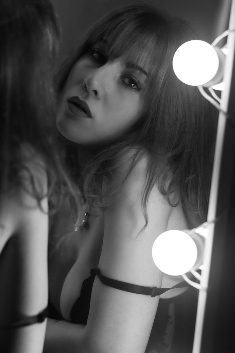 Perdersi in uno specchio