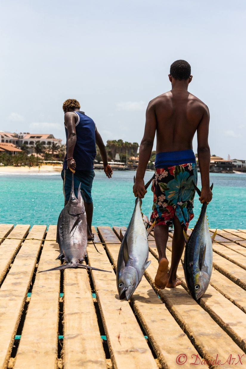 Pescatori Capoverdiani
