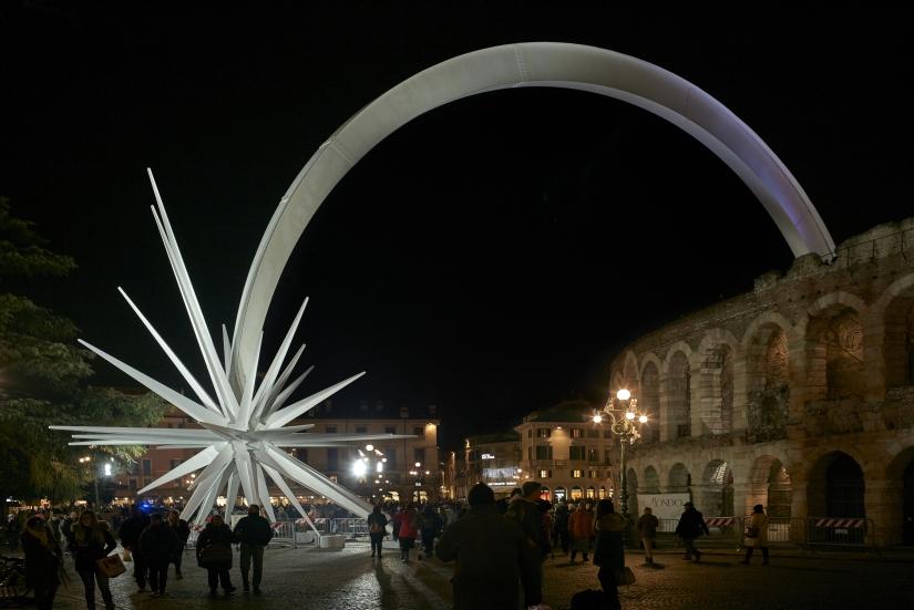 Piazza della Cometa