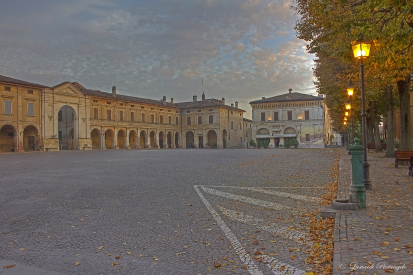 Piazza HDR