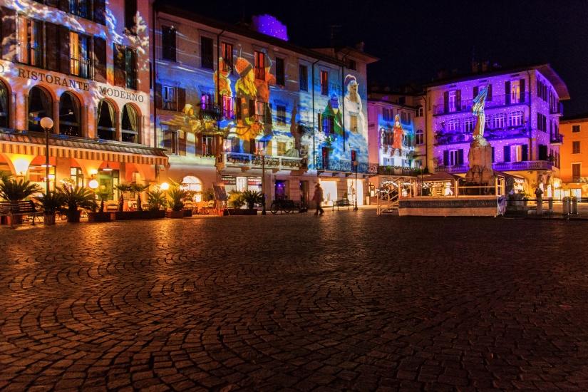 Piazza XIII Martiri a Lovere