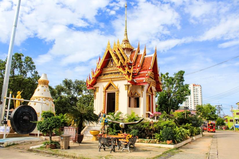 Piccolo tempio di Karon