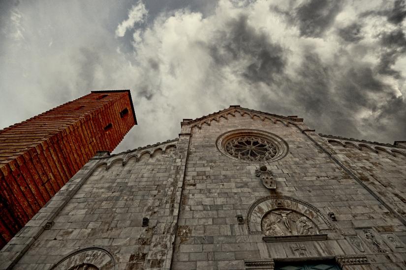 Pietrasanta, la Cattedrale