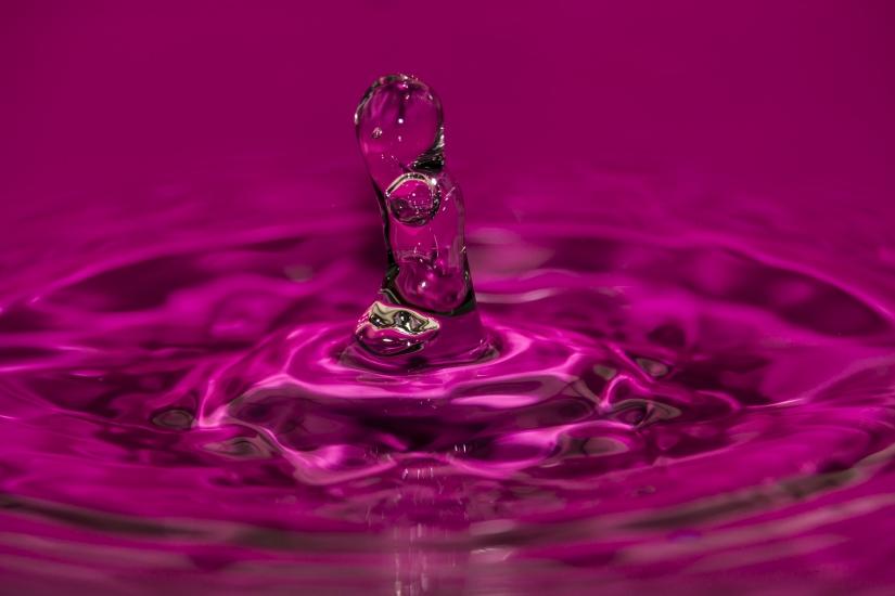 Pink Drop