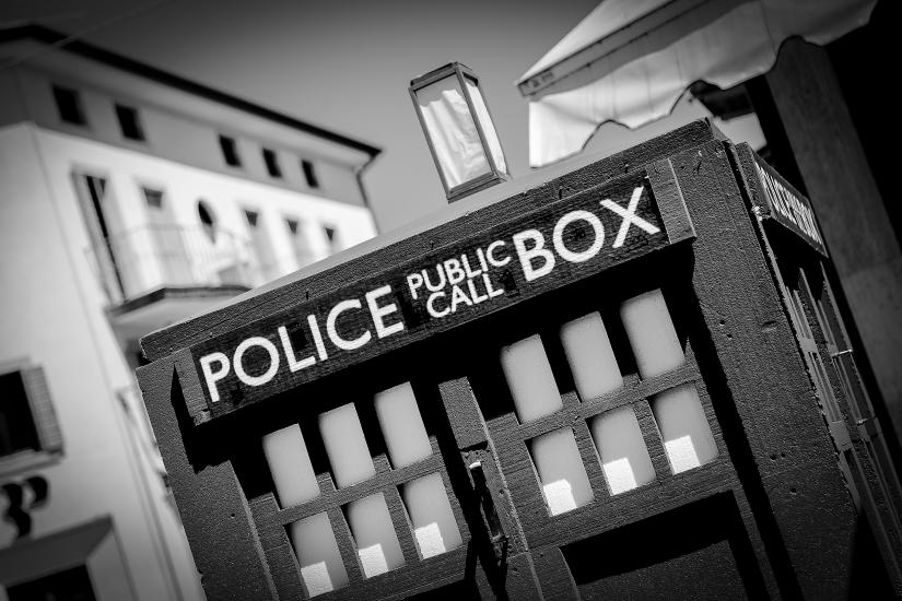Police Public Call
