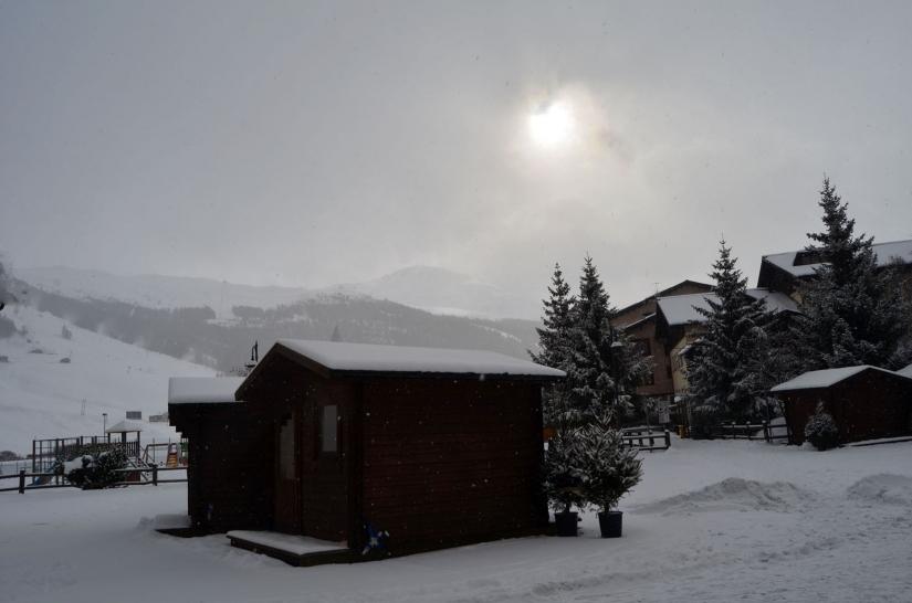Pomeriggio invernale