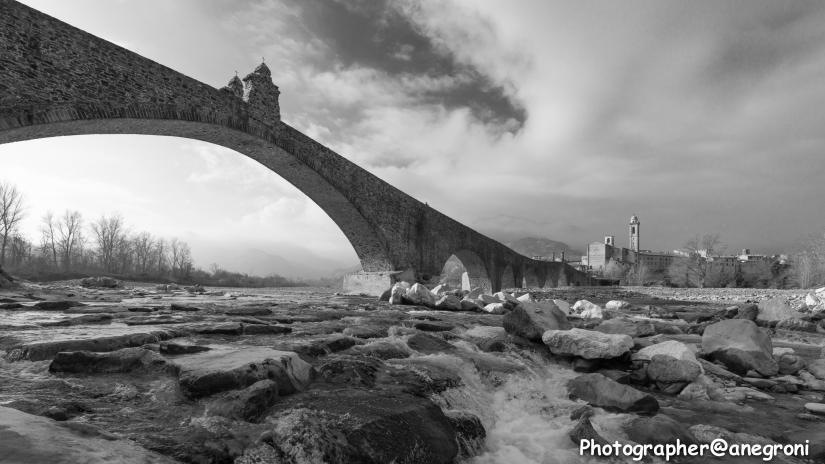 Ponte Gobbo o ponte del Diavolo