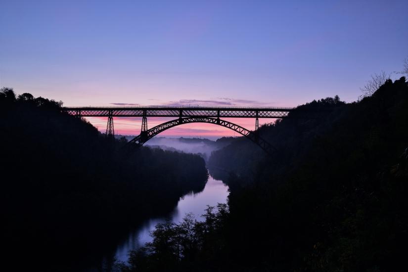 Ponte San Michele all'alba