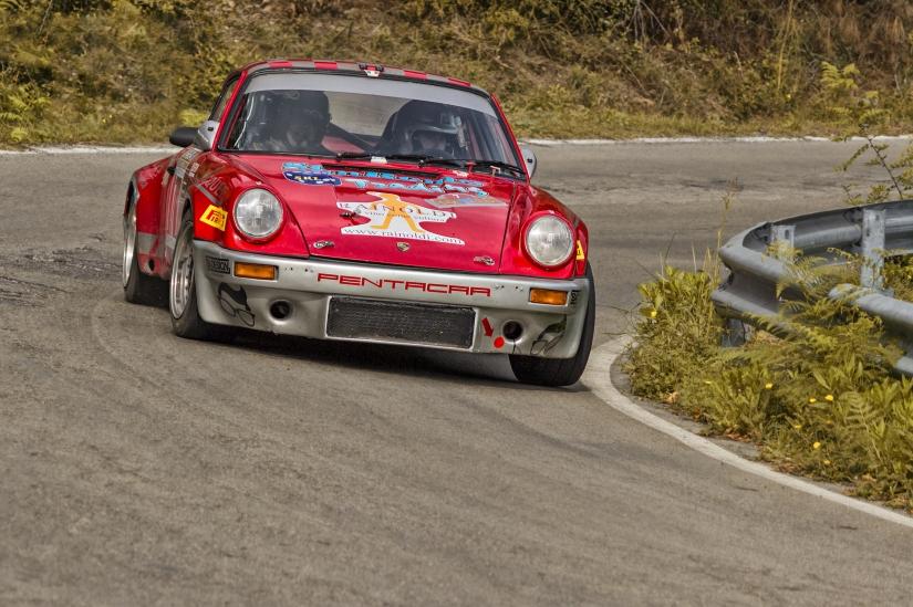 Porsche in gara