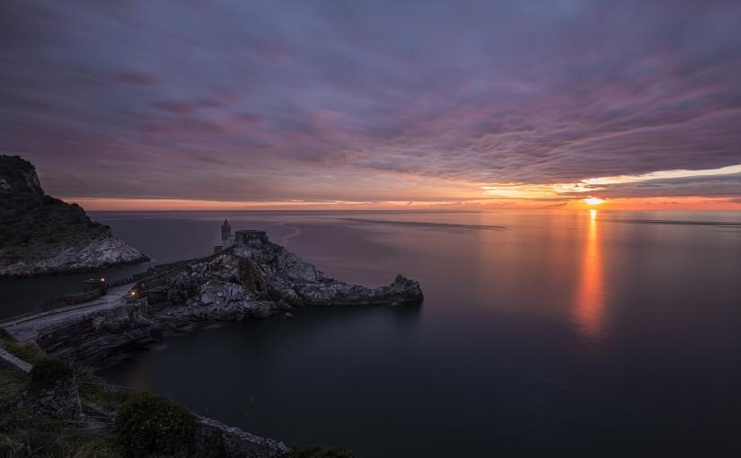 Porto Venere Sunset