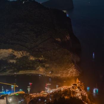 Portovenere - La Luminara della Madonna Bianca