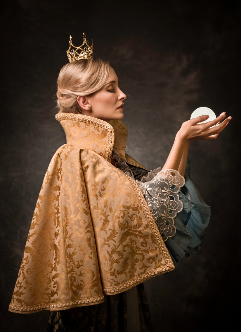 Portrait & Fantasy