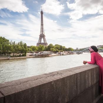Pour la route de Paris