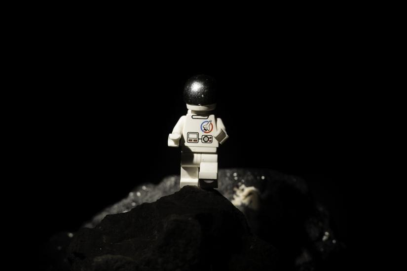 Primo passo di un uomo sulla Luna