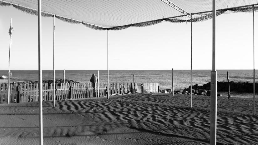 Qualche volta guardo il mare....