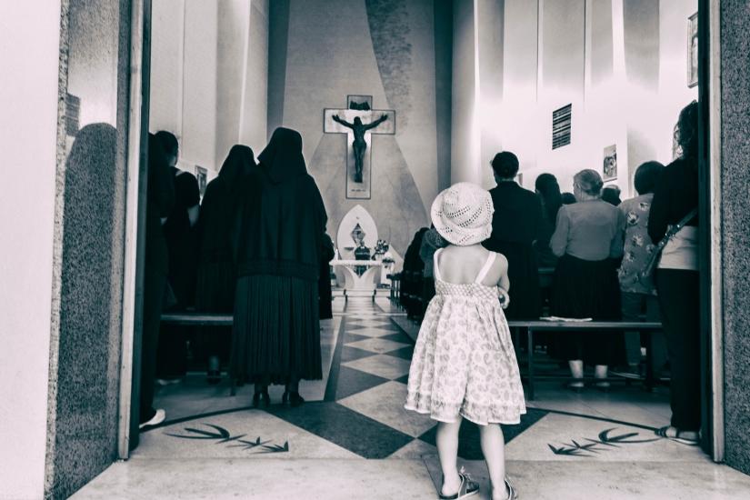 """""""Quando ero piccolo pregavo......"""""""