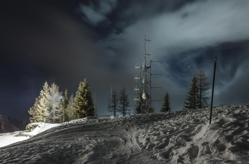 Radio neve canale cielo