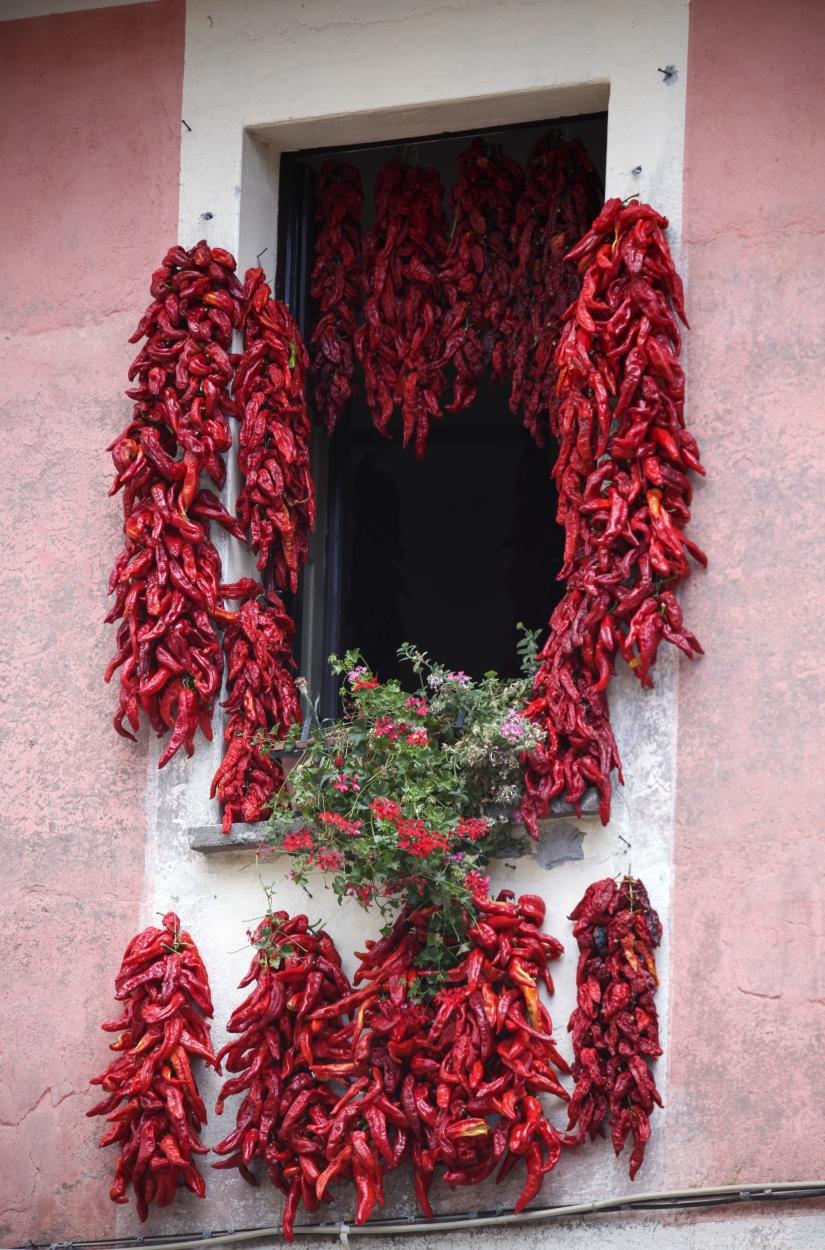 Red peperoncino